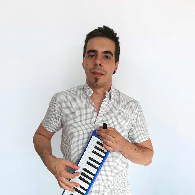 Pablo O. - Transcriptor de piano