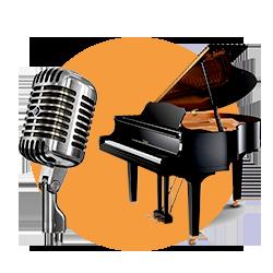 Transcripciones para piano y voz - Servicio de transcripción de partituras